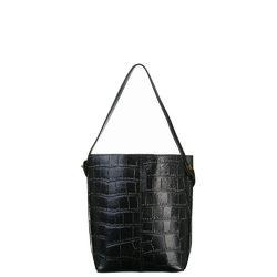 Сумка кожа, цвет черный, арт. 18700538  - цена 5290 руб.  - магазин TOTOGROUP
