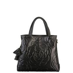 Сумка кожа, цвет черный, арт. 18700575  - цена 4990 руб.  - магазин TOTOGROUP