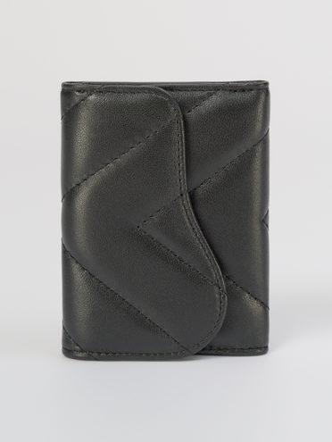 Кошелек женский кожа, цвет черный, арт. 18711698  - цена 1260 руб.  - магазин TOTOGROUP