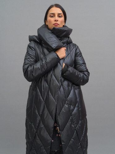 Пуховик 100% полиэстер, цвет черный, арт. 18719011  - цена 6990 руб.  - магазин TOTOGROUP