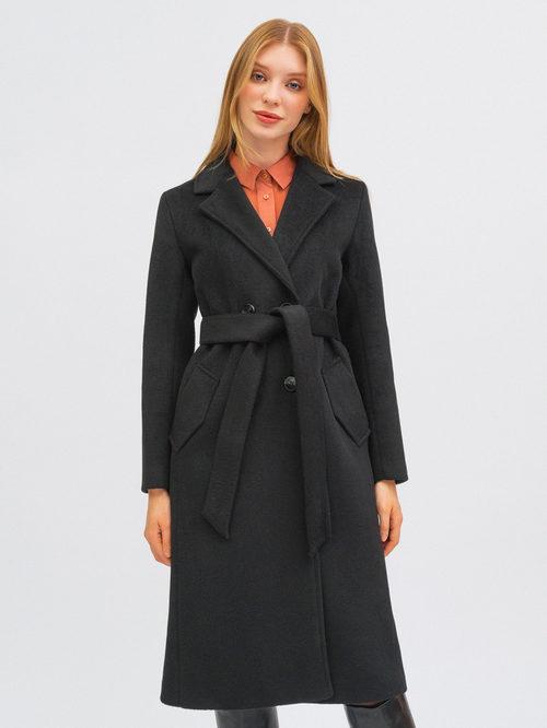 Текстильное пальто артикул 18719953/42 - фото 2