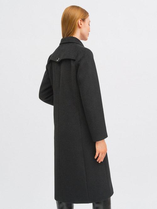 Текстильное пальто артикул 18719953/42 - фото 5
