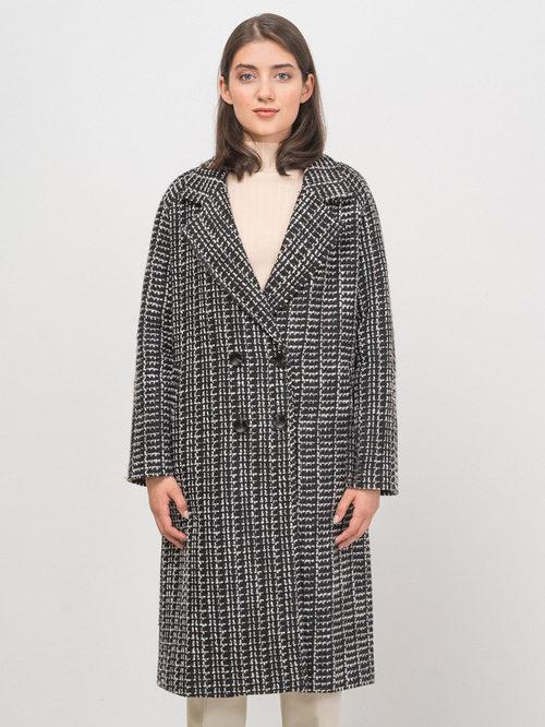Текстильное пальто артикул 18719954/42 - фото 4