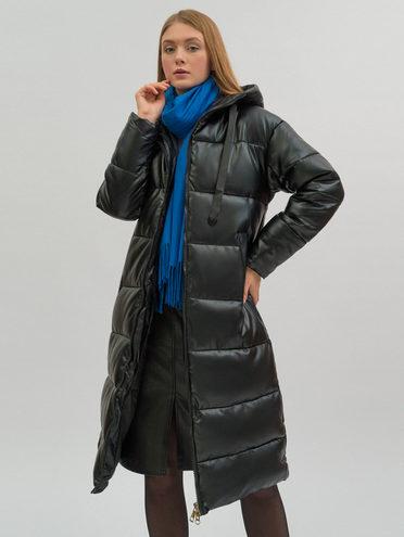 ПУХОВИК эко-кожа 100% П/А, цвет черный, арт. 18719972  - цена 6990 руб.  - магазин TOTOGROUP
