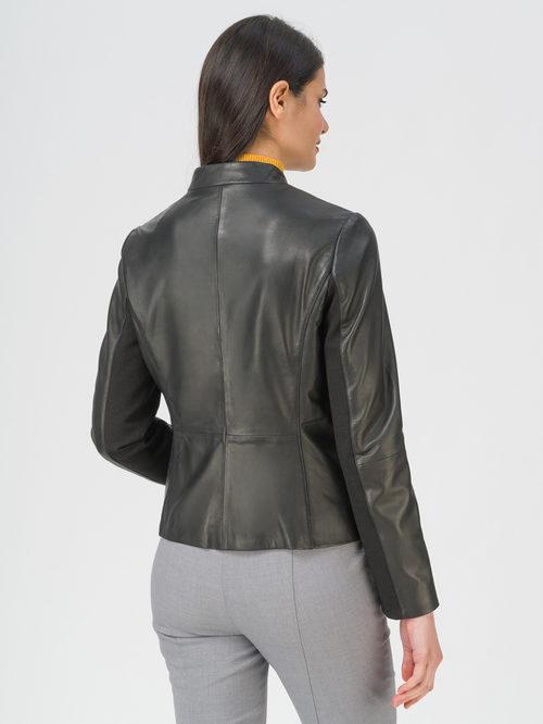 Кожаная куртка артикул 18802465/42 - фото 4