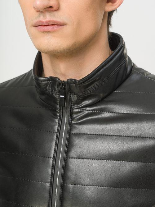 Кожаная куртка артикул 18809873/48 - фото 4