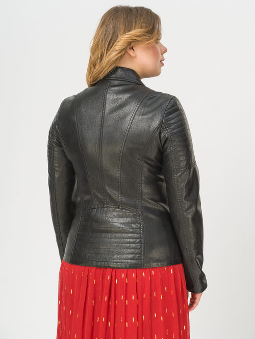 Кожаная куртка артикул 18809908/52 - фото 3