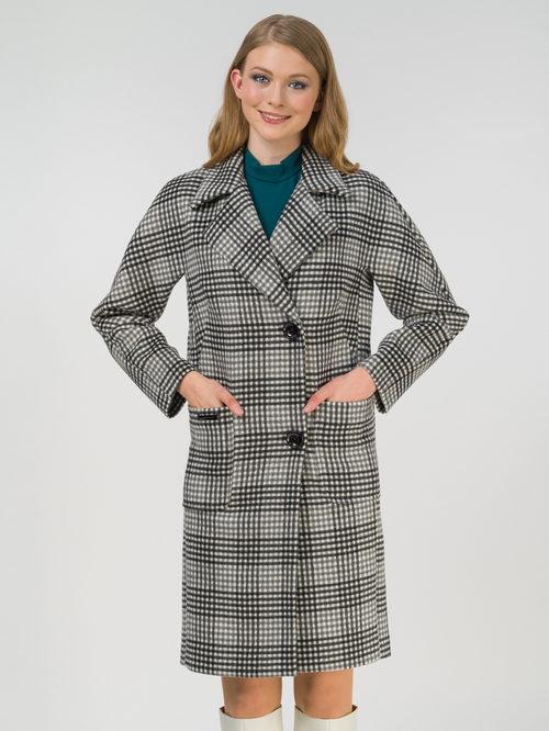 Текстильное пальто артикул 18809984/42 - фото 2