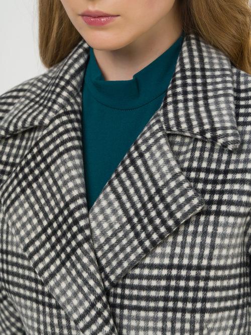 Текстильное пальто артикул 18809984/42 - фото 3