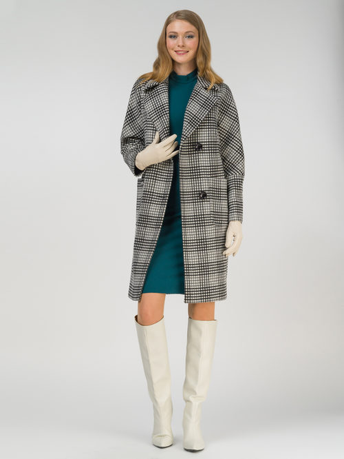 Текстильное пальто артикул 18809984/42
