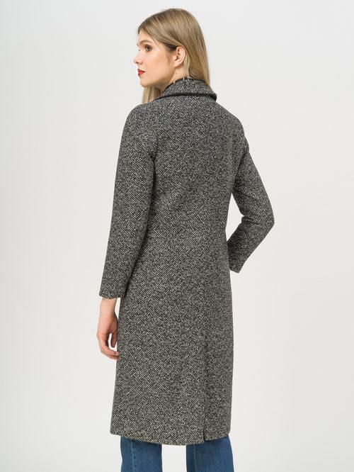 Текстильное пальто артикул 18810118/40 - фото 3
