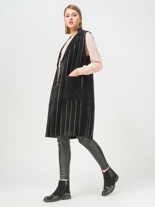 Текстильное пальто артикул 18810134/44 - фото 2