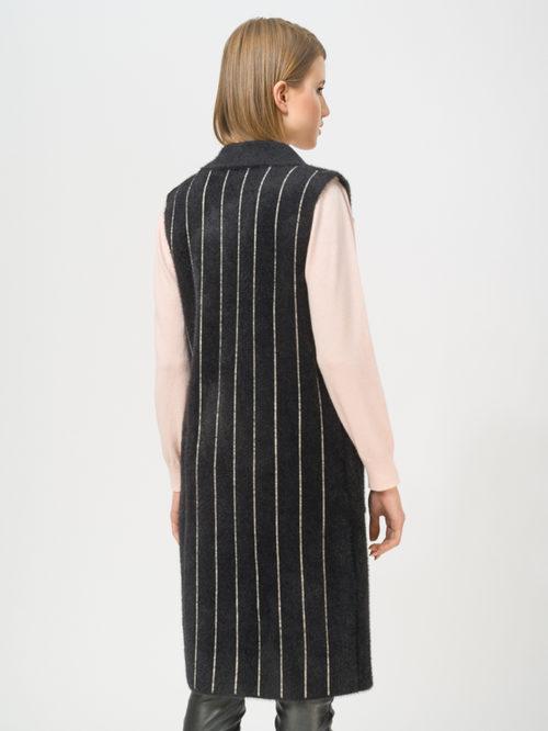 Текстильное пальто артикул 18810134/44 - фото 3