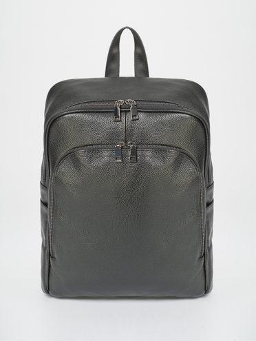 Сумка кожа флоттер, цвет черный, арт. 18810143  - цена 4490 руб.  - магазин TOTOGROUP