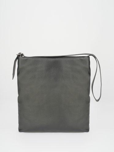 Сумка кожа флоттер, цвет черный, арт. 18810154  - цена 3990 руб.  - магазин TOTOGROUP