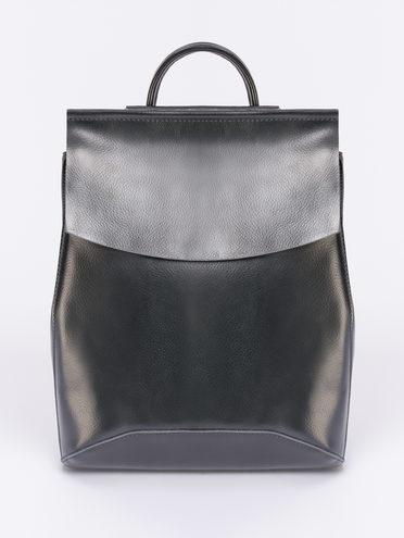 Сумка кожа теленок, цвет черный, арт. 18810162  - цена 4990 руб.  - магазин TOTOGROUP