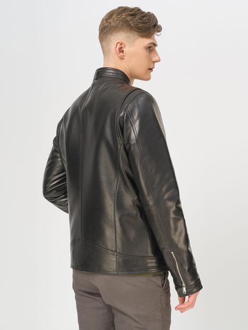 Кожаная куртка артикул 18810170/50 - фото 3
