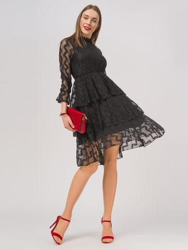 Платье , цвет черный, арт. 18810229  - цена 1750 руб.  - магазин TOTOGROUP