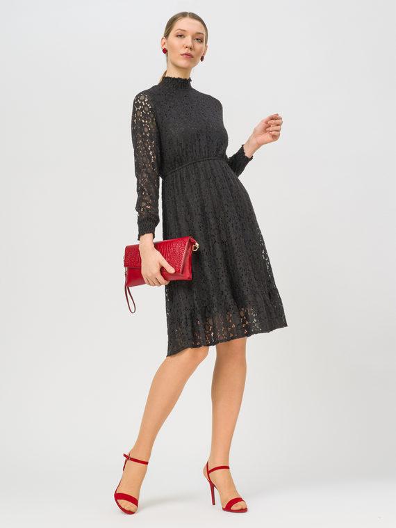 Платье , цвет черный, арт. 18810230  - цена 1410 руб.  - магазин TOTOGROUP