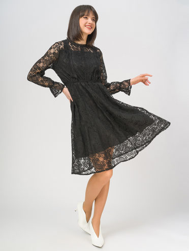 Платье , цвет черный, арт. 18810231  - цена 2170 руб.  - магазин TOTOGROUP