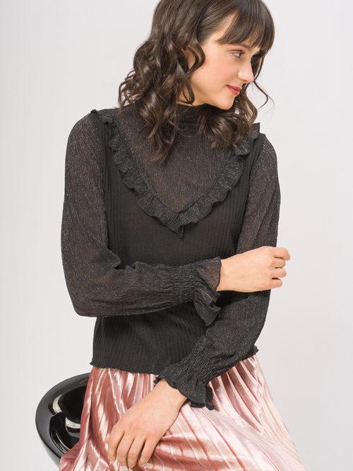 Блуза артикул 18810255/OS - фото 4