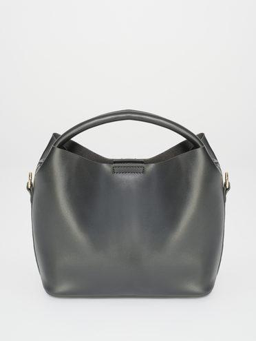 Сумка эко-кожа 100% П/А, цвет черный, арт. 18810484  - цена 2290 руб.  - магазин TOTOGROUP