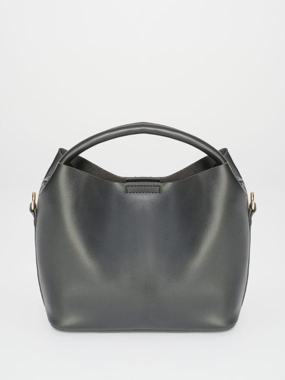 Сумка эко-кожа 100% П/А, цвет черный, арт. 18810484  - цена 1950 руб.  - магазин TOTOGROUP