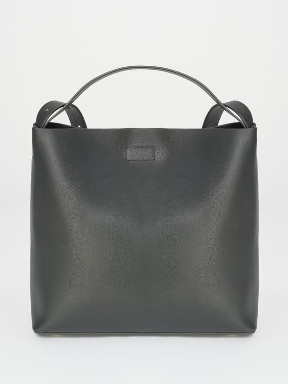 Сумка кожа теленок, цвет черный, арт. 18810489  - цена 5890 руб.  - магазин TOTOGROUP