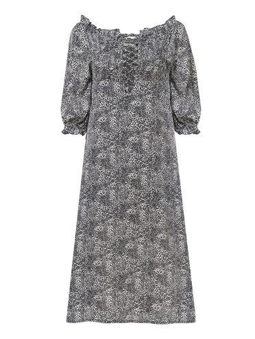 Платье 100% полиэстер, цвет черный, арт. 18810553  - цена 990 руб.  - магазин TOTOGROUP