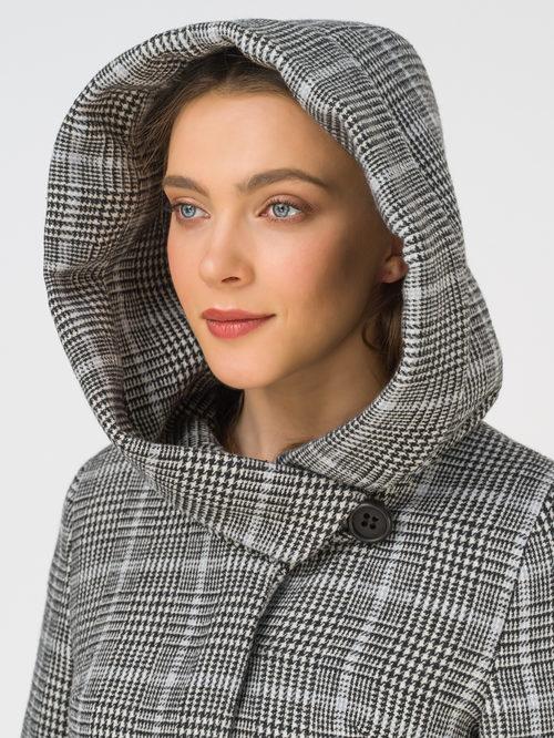 Текстильное пальто артикул 18810660/42 - фото 3