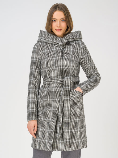 Текстильное пальто артикул 18810660/42