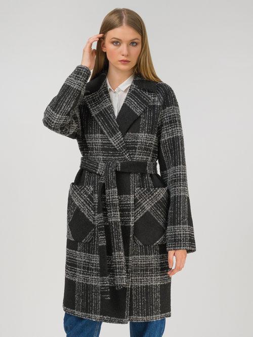 Текстильное пальто артикул 18810664/44 - фото 2