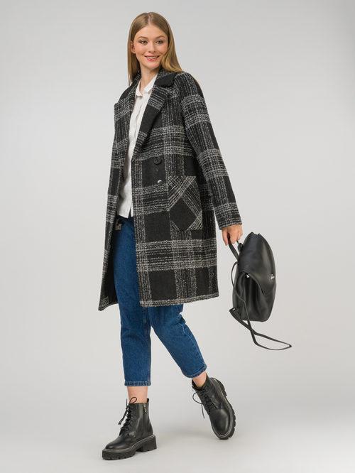 Текстильное пальто артикул 18810664/44