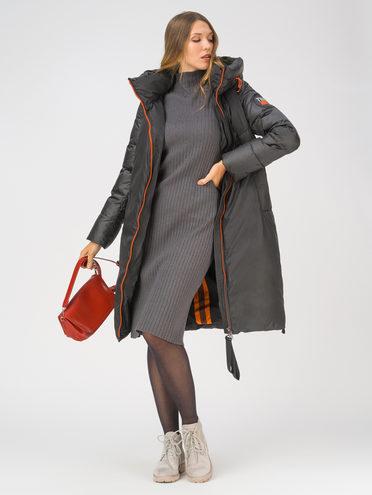 Пуховик 100% полиэстер, цвет черный, арт. 18810693  - цена 11290 руб.  - магазин TOTOGROUP