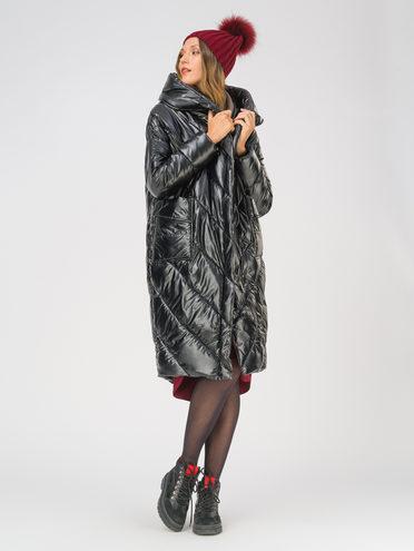 Пуховик 100% полиэстер, цвет черный, арт. 18810708  - цена 6990 руб.  - магазин TOTOGROUP