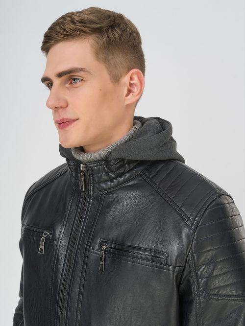 Кожаная куртка артикул 18810849/54 - фото 2