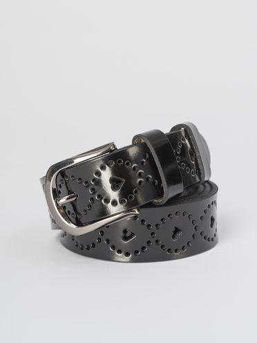 Ремень , цвет черный, арт. 18810991  - цена 890 руб.  - магазин TOTOGROUP