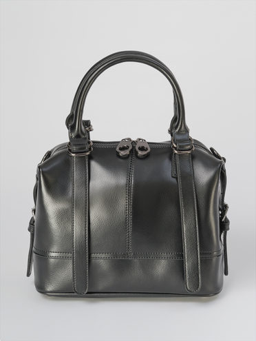 Сумка кожа теленок, цвет черный, арт. 18811039  - цена 4740 руб.  - магазин TOTOGROUP