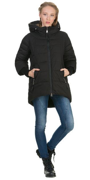 Пуховик текстиль, цвет черный, арт. 18900627  - цена 6990 руб.  - магазин TOTOGROUP