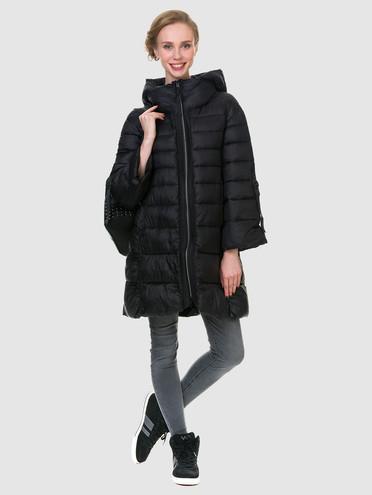 Пуховик текстиль, цвет черный, арт. 18900645  - цена 4990 руб.  - магазин TOTOGROUP
