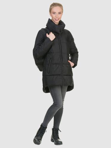 Пуховик текстиль, цвет черный, арт. 18900657  - цена 2990 руб.  - магазин TOTOGROUP