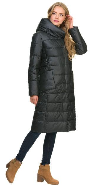 Пуховик текстиль, цвет черный, арт. 18900667  - цена 6990 руб.  - магазин TOTOGROUP