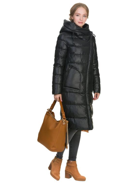 Пуховик текстиль, цвет черный, арт. 18900772  - цена 5590 руб.  - магазин TOTOGROUP