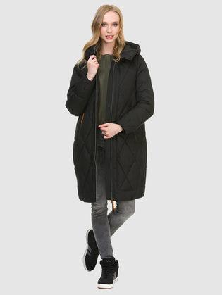 Пуховик текстиль, цвет черный, арт. 18900792  - цена 7990 руб.  - магазин TOTOGROUP