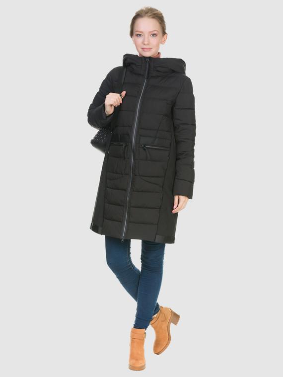 Пуховик текстиль, цвет черный, арт. 18900793  - цена 4990 руб.  - магазин TOTOGROUP