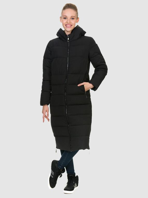 Пуховик текстиль, цвет черный, арт. 18900976  - цена 4740 руб.  - магазин TOTOGROUP