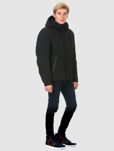 Пуховик текстиль, цвет черный, арт. 18901000  - цена 6290 руб.  - магазин TOTOGROUP