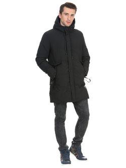 Пуховик текстиль, цвет черный, арт. 18901027  - цена 7490 руб.  - магазин TOTOGROUP