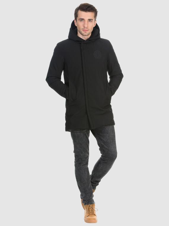 Пуховик текстиль, цвет черный, арт. 18901029  - цена 3990 руб.  - магазин TOTOGROUP