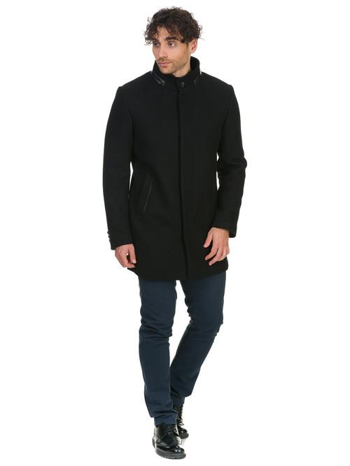 Текстильное пальто артикул 18902746/46 - фото 2